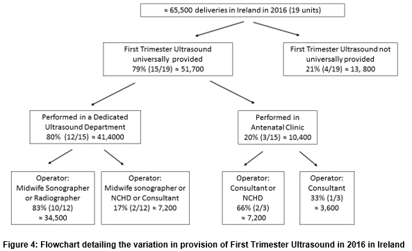 Maternity Ultrasound in the Republic of Ireland 2016