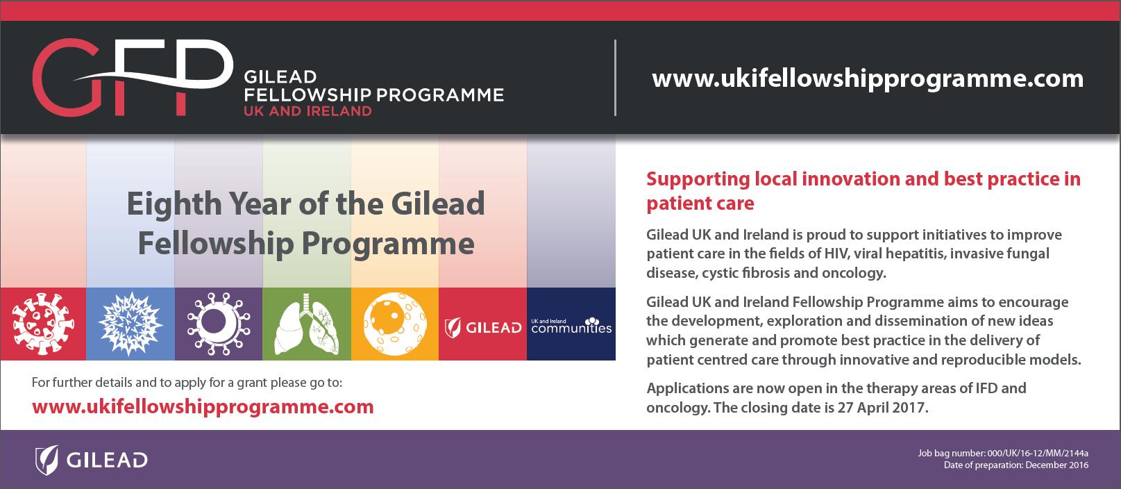 Gilead advert 2
